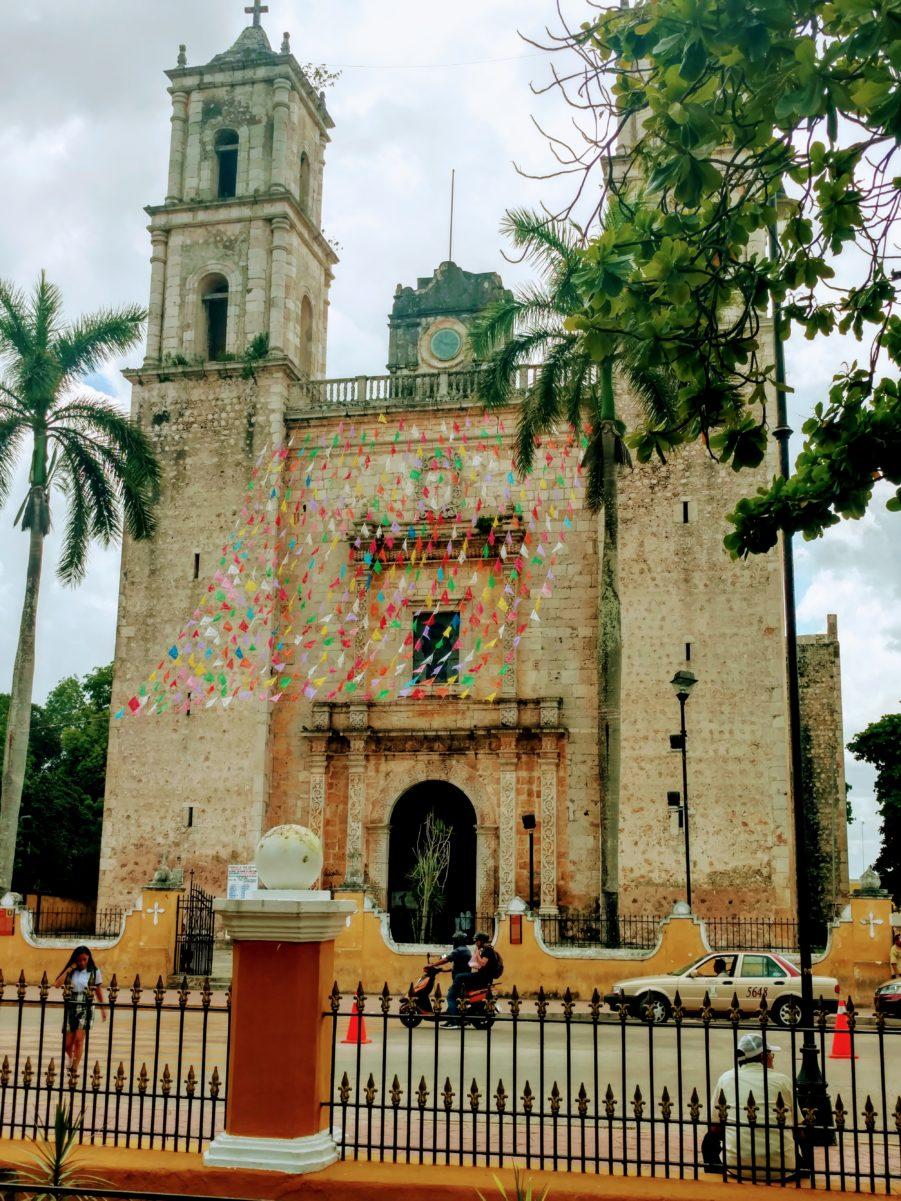 Église de San Servasio, Valladolid, Yucatán